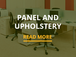 Panel and Upholstery