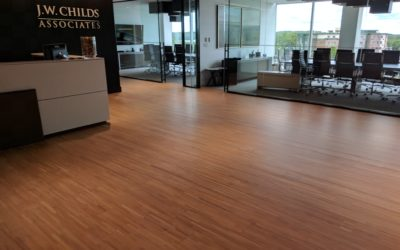 Creating a High-End Look and Extending the Life of Flooring with High-Performance Coatings