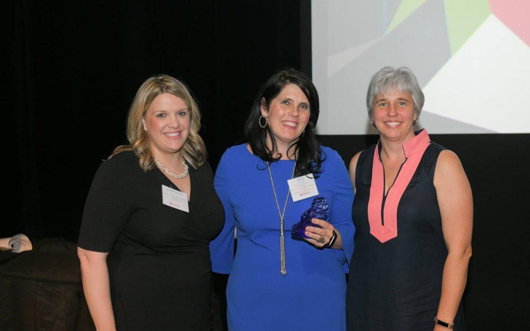 Geo Olwell Wins IFMA Exemplary Service Provider Award