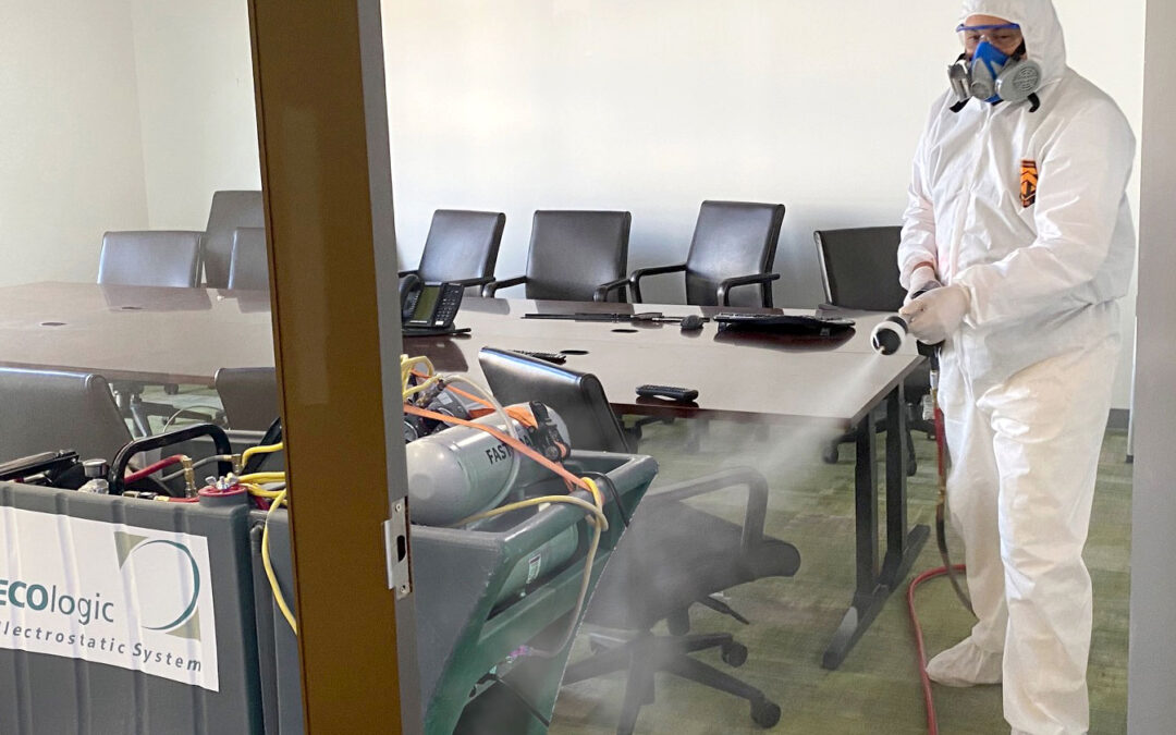 ECO Logic Hired by Fitchburg State University to Prepare Campus Buildings  for Response to COVID-19 Pandemic